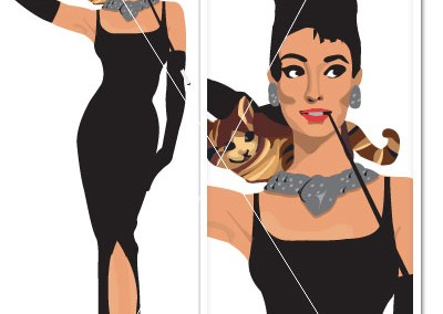 Audrey-graphic-illustration