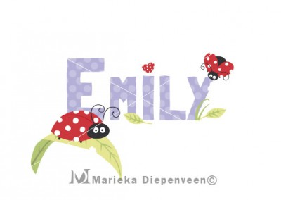 lady-bug-name-print